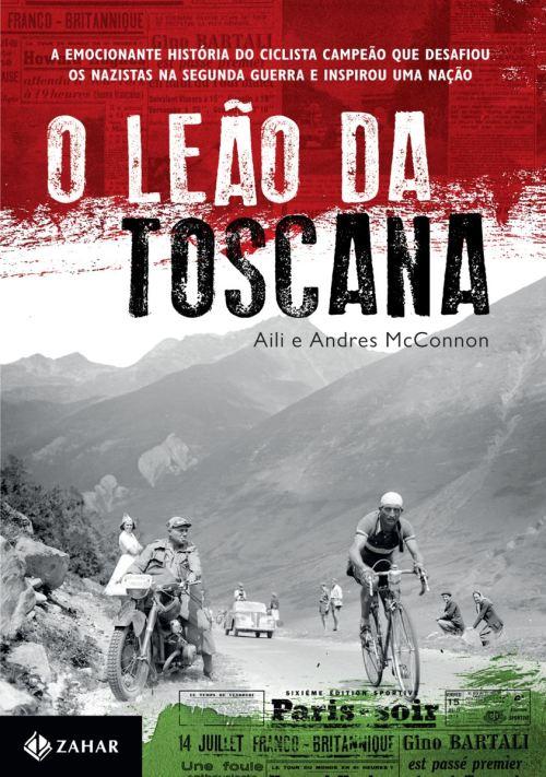 O livro O Leão da Toscana