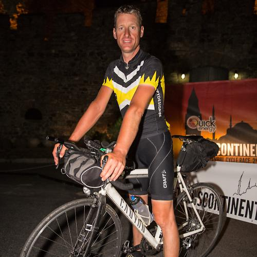 The TransContinental Race